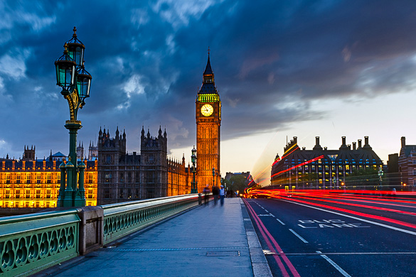 Big-ben-Elizabeth-tower-london